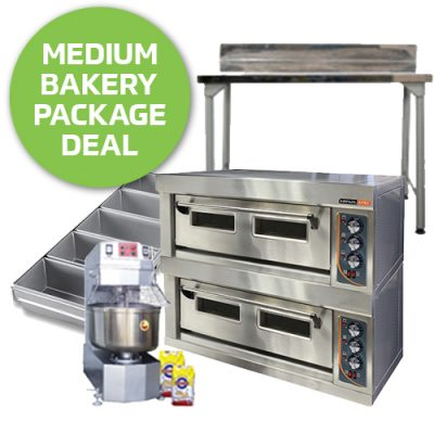 Medium Bakery Startup Equipment