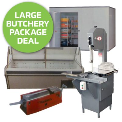 Large Butchery Startup Equipment
