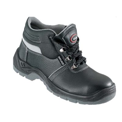 Safety Boots w/Steel Cap Toe