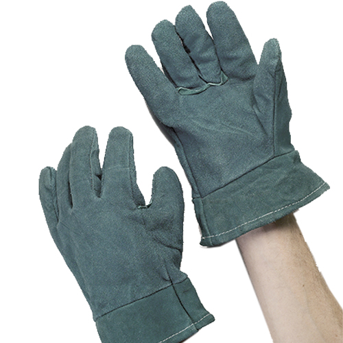 Short Welder's Gloves
