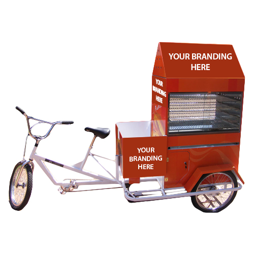 Pie Warmer Tricycle