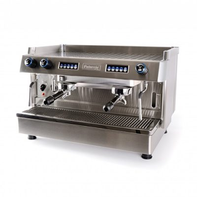 Gas coffee machine