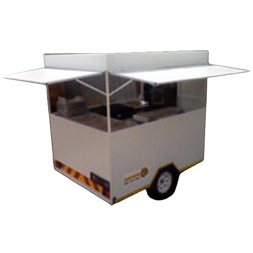 Mobile Trailer Gas Kitchen