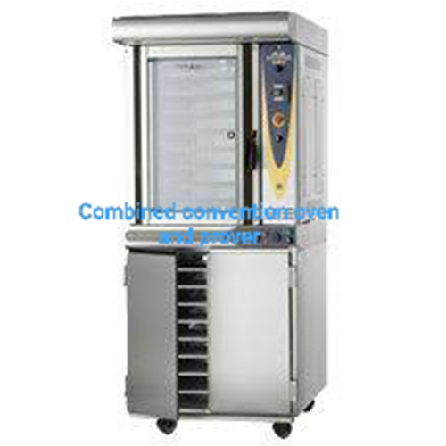 Combined convection oven and prover