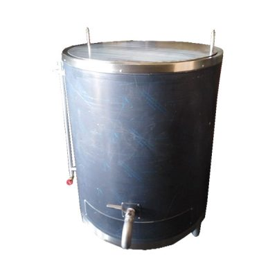Gas Industrial Cooking pot