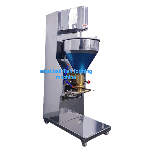 Meat/Fish Ball Forming Machine