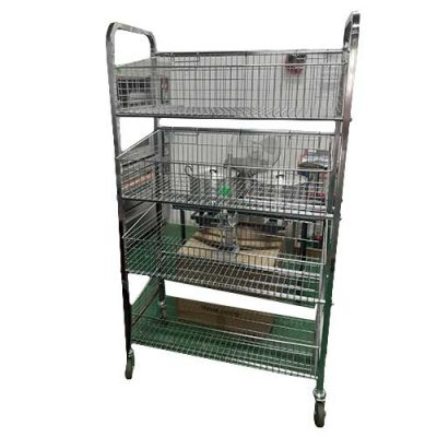 Bread Cooling Trolley